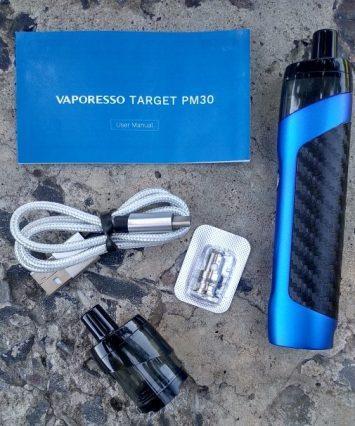 Парогенератор Vaporesso TARGET PM30