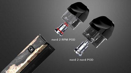Парогенератор SMOK Nord 2 Pod 1500mAh Kit