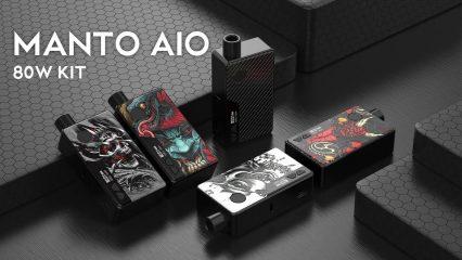Парогенератор Rincoe Manto Aio 80W Kit