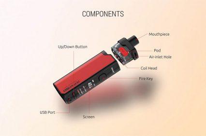 Парогенератор SMOK RPM LITE Pod