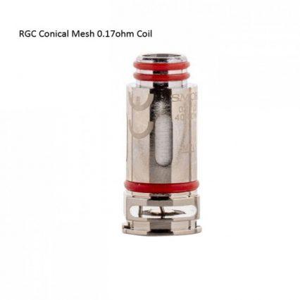 Испаритель SMOK RPM80 RGC Conical Mesh 0.17ohm
