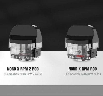 Pod-система Smok Nord X