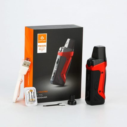 Парогенератор Geek Vape Aegis Boost Plus 40W