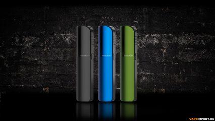 Система нагревания табака Q3