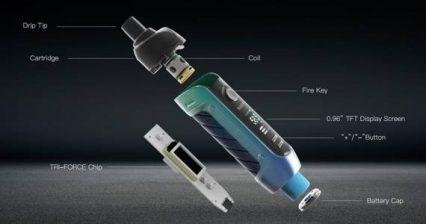 Pod-система Suorin Trio 85 kit