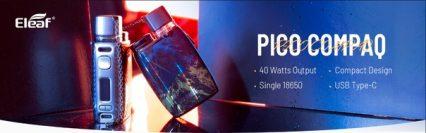 Pod-система Eleaf Pico Compaq Pod