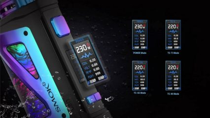 Бокс мод SMOK SCAR-18 230W
