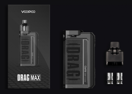 Pod-систем VOOPOO DRAG MAX Mod Pod Kit