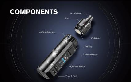 Pod-система Smok Thallo kit
