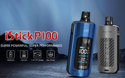 POD-система Eleaf iStick P100