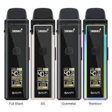 POD-система Smoant Santi Pod Mod kit ( Черный )