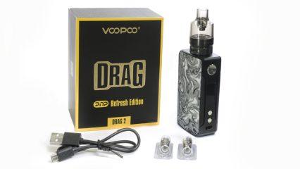 Парогенератор Voopoo DRAG 2 PnP Kit