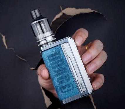 Парогенератор Voopoo DRAG 3 Kit