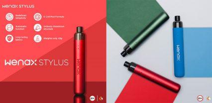 POD-система Geek Vape Wenax Stylus Pod Kit