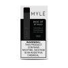 POD-система MYLE V.4 без картриджей ( Черный )