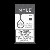 Сменный Картридж для MYLE V.4 Пустой Перезаправляемый