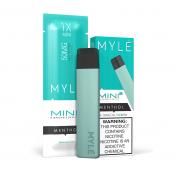 Одноразка MYLE Mini 2 ( Ментол ) 300 затяжек