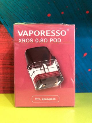 Картридж Vaporesso XROS 0.8ohm 2ml Pod