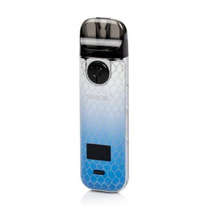 POD-система SMOK NOVO 4 ( Blue Grey Cobra )