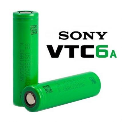 Аккумулятор SONY VTC6A 18650 3000mAh 35A