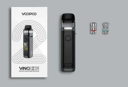 POD-система VOOPOO VINCI 2 1500mAh ( Pine Grey )