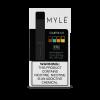 POD-система MYLE V.4 ( 4 картриджа ) ( Черный )