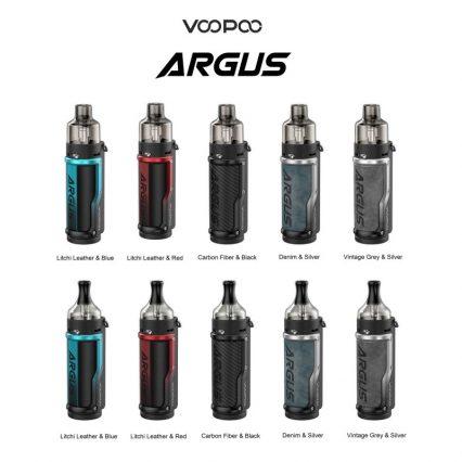 POD-система Voopoo ARGUS 1500mAh ( Carbon Fiber & Black )
