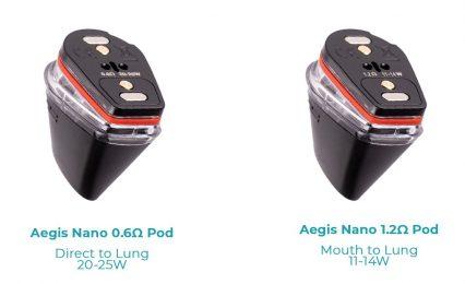 Картридж для Geek Vape Aegis Nano Pod 0.6ohm