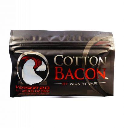 Хлопок Vape Cotton Bacon Cotton Silver 1полоска