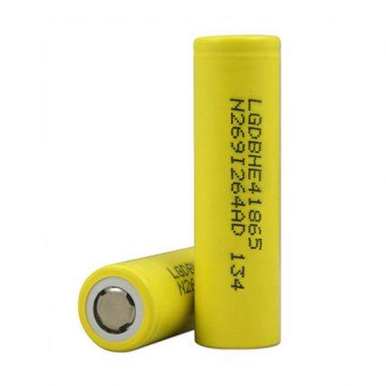 Аккумулятор LG 18650 HE4 2500mAh 35A