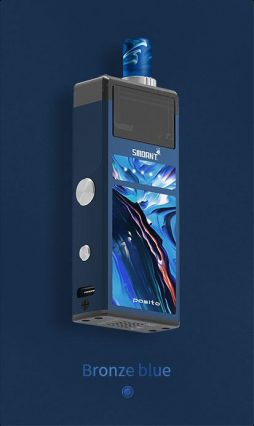 PO-система Smoant Pasito 1100mAh ( Bronze Blue )