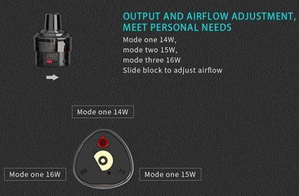 POD-система Uwell Whirl T1 kit