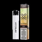 Одноразка Vaporlax Max Peach Mixes 1500 затяжек