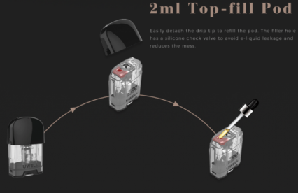 POD-система Uwell Caliburn G Pod kit