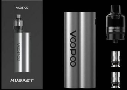 Парогенератор VOOPOO Musket kit