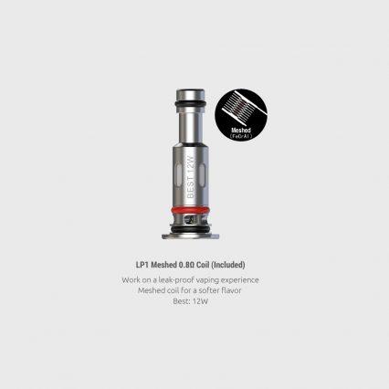 Испаритель для SMOK NOVO 4 LP1 Meshed 0.8ohm MTL 10-25W