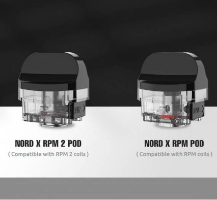 POD-система SMOK Nord X 1500mAh ( Black Cobra )