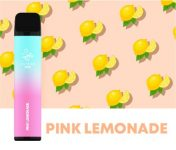 Одноразка Elf Bar Розовый лимонад 2500 затяжек